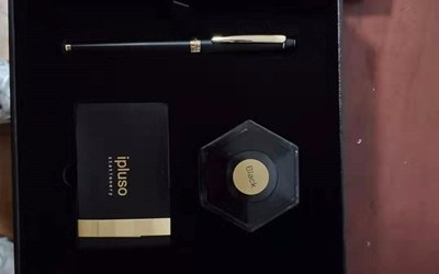ipluso意索黑金钢笔的体验报告:更加良心的钢笔