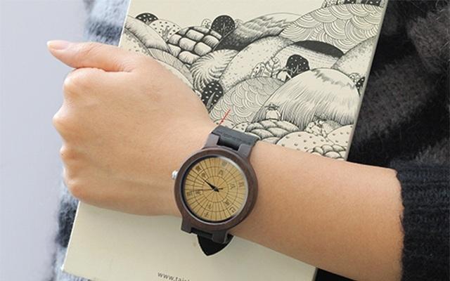 寻晷者 原创设计木质手表