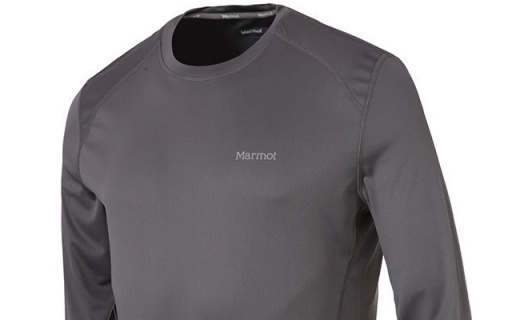 土拨鼠速干T恤:网面拼接超轻透气,无感标签圆领穿着舒适