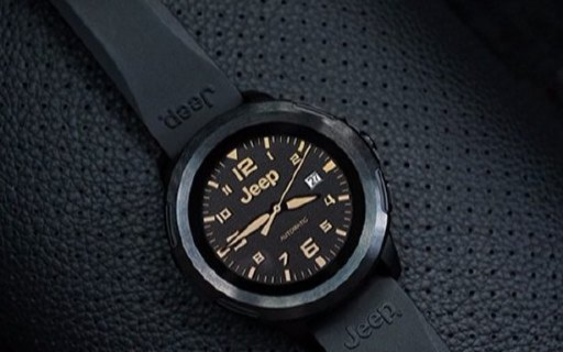 JEEP智能腕表发布:骁龙wear 2100芯片+超薄设计