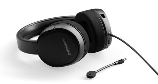 赛睿Arctis RAW游戏耳机发布:航母灵感降噪,售价299元