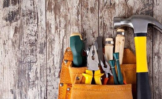 力易得家庭工具套裝:30件不同工具,材質堅固還好用