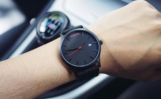 國內網紅還不知道的高顏值腕表卻早已火爆ins,不到1000塊就能買
