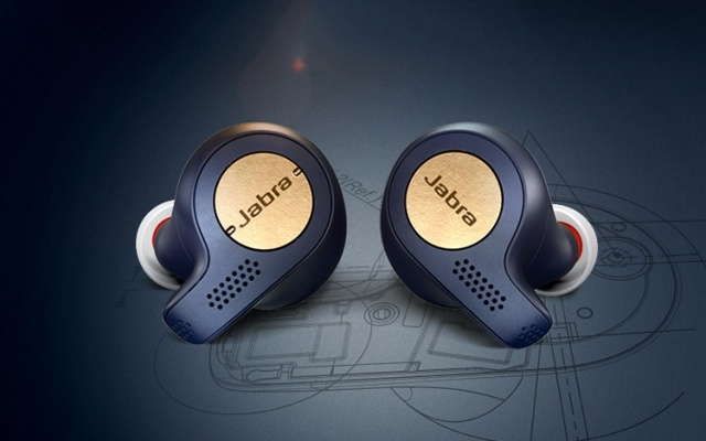 Jabra Elite Active 65t蓝牙耳机