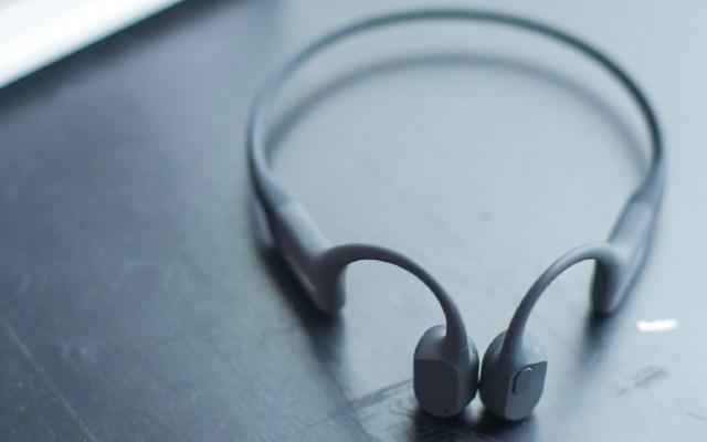 運動伴侶!潮男必備的骨傳導耳機,佩戴起來超輕松!