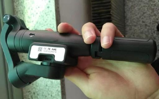 飞宇VLOG pocket可折叠手机稳定器manbetx万博体育平台报告