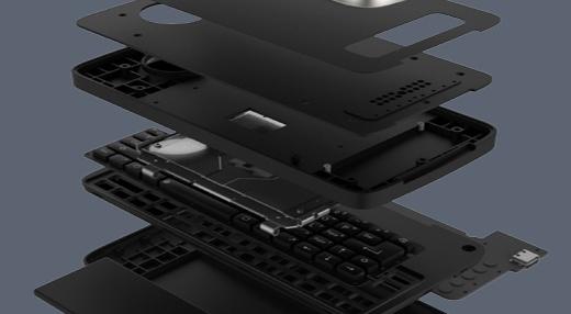 老兵不死:Livermorium 即将推出侧滑全键安卓机