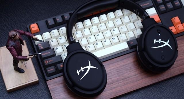 平面磁感應器、3D音頻,HyperX Orbit耳機開箱