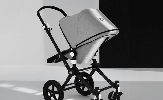 Bugaboo新款Atelier系列婴儿车,灵感源自法国时装