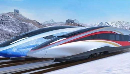 """全球最快""""陆地巡洋舰""""!首列智能高铁来了,这是离我想象中2020最近的一次...."""