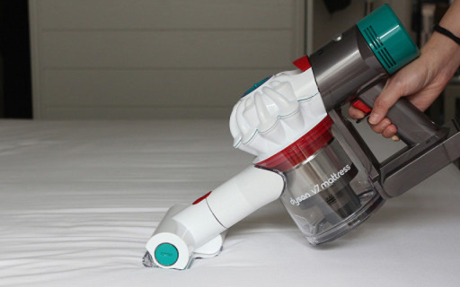 黑科技超強吸力,床褥除螨不再只靠曬太陽 — 戴森V7 Mattress手持除螨儀吸塵器體驗