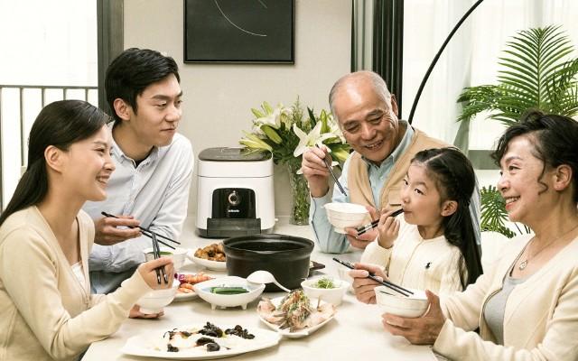 象田脫糖煲 科技烹調健康人生