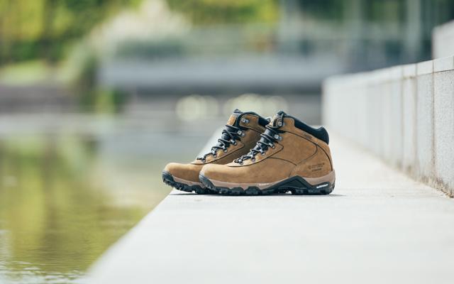 Hi-Tec OX中长距徒步鞋