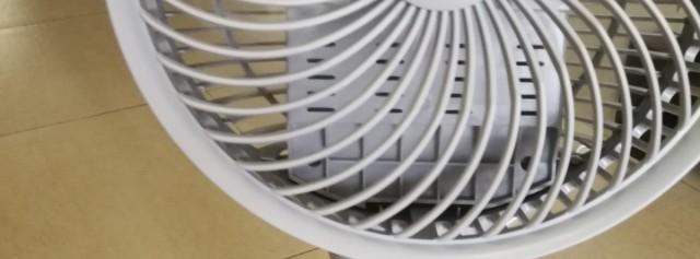 家奈空气循环扇试用报告