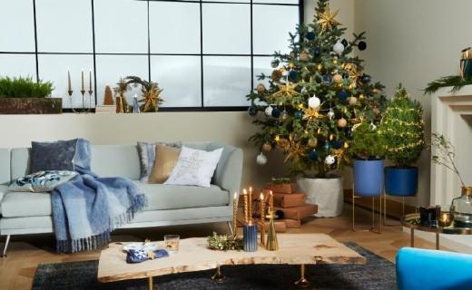 Zara Home圣誕系列上線,一如既往地溫馨精致