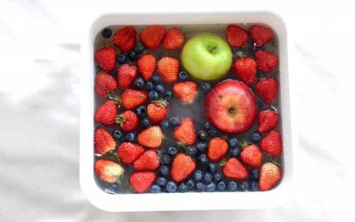 有了科勒智能果蔬清洗机,从此再也吃不到农药水果