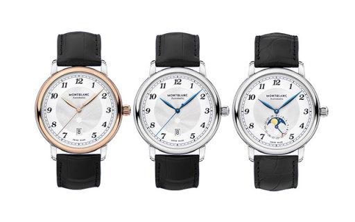萬寶龍推出全新明星系列20周年腕表,玫瑰金色美出新高度