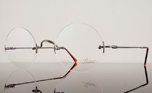 喬布斯最愛的眼鏡,純手工制作復古精致