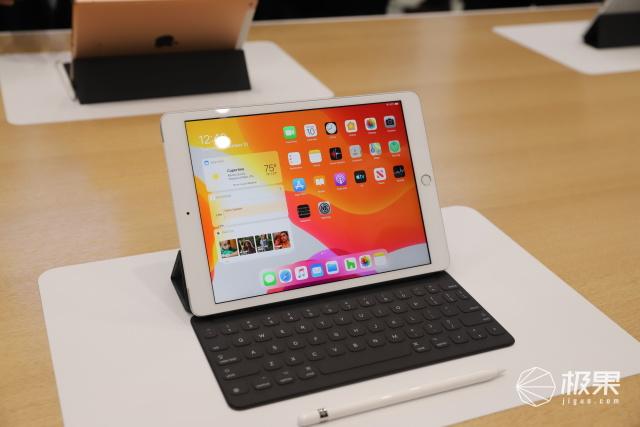 10.2英寸全新iPad上手体验:这组合越来越像一台电脑了......