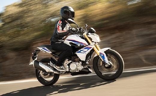 史上最便宜的寶馬摩托車,萌妹子也能輕松駕馭