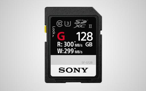 索尼发布全球最快SD卡,防水抗摔超安全