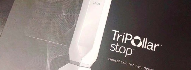 Tripollar stop 射频美容仪测评