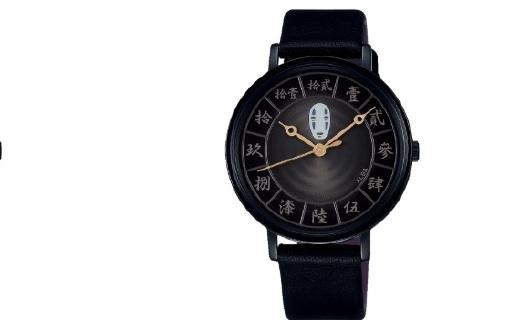动漫联动,汉?#36136;?#26174;!日本老厂推出《千与千寻?#20998;?#39064;手表