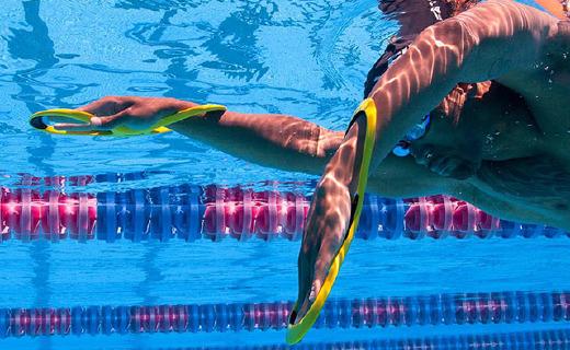 Finis Fulcrum Paddles前臂支架:訓練鞏固基本動作,初學游泳神器