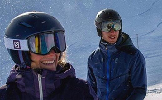 薩洛蒙Electrolite滑雪鏡:多層覆膜防水防霧,PC材質超強韌性