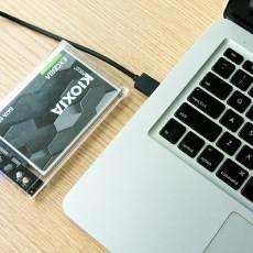 從東芝儲存到鎧俠,嘗鮮TC10 SSD固態硬盤測評