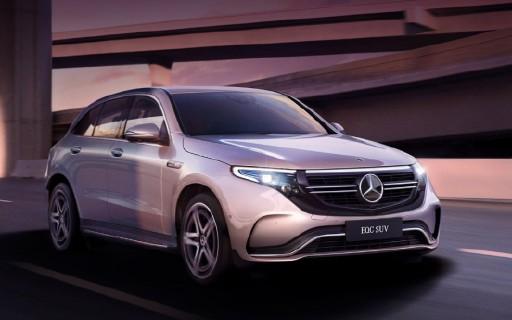 上海车展丨买灯送车系列,奔驰发布纯电SUV EQC,年底国产上市