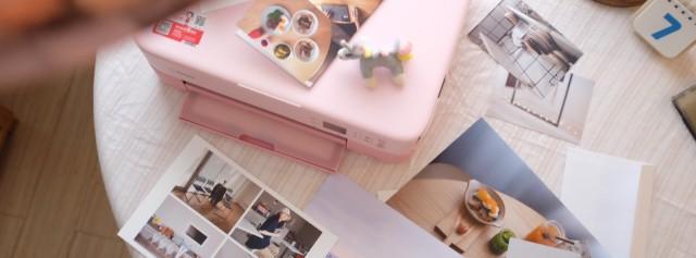 「体验」打印机还能这样玩?手帐、照片趣味打印,还能自己印衣服......