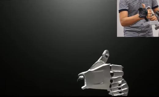 索尼推出新VR控制手柄!支持手動追蹤功能,采用關節式設計