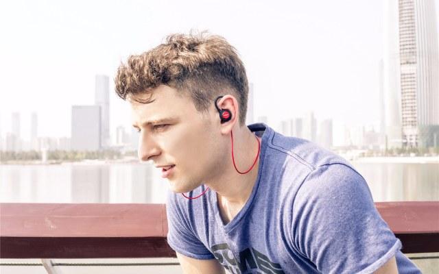咕咚×1MORE iBFree 2智能運動藍牙耳機