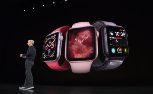 2019蘋果秋季發布會:全新Apple Watch亮相,新增多種健康模式,399美元起
