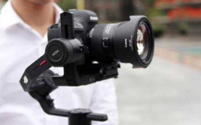 让你的视频拍摄更专业,魔爪Air 2单反稳定器体验