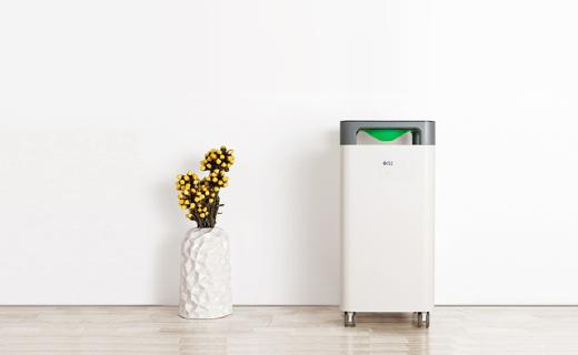 超強除霾空氣凈化器, 6分鐘搞定30㎡客廳!