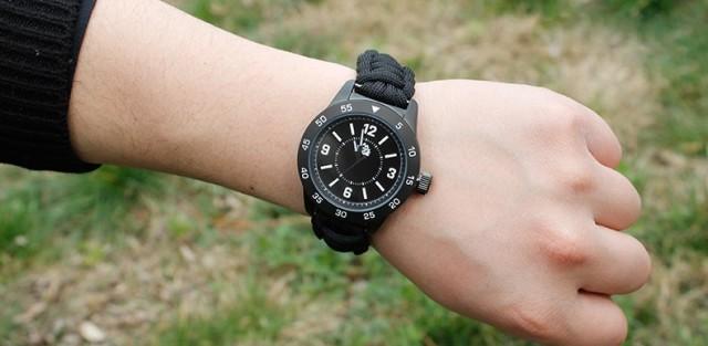 O.D.E手表測評,時尚防水可切割可打火,簡直優秀到突破天際