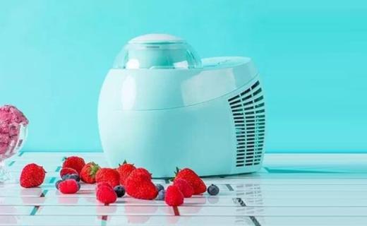富信冰淇淋機:一鍵操作無需預冷,夏天吃冰淇淋更方便