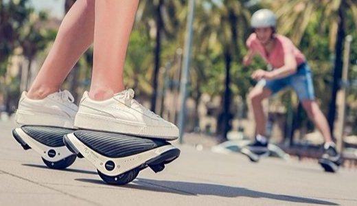踩在腳下的風火輪:賽格威發布便攜式電動平衡輪