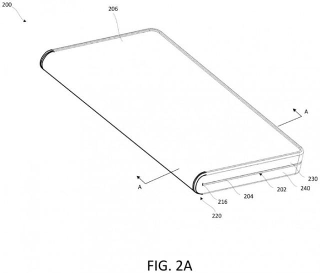 谷歌首款折叠手机曝光:2种折叠方式,或于今年推出