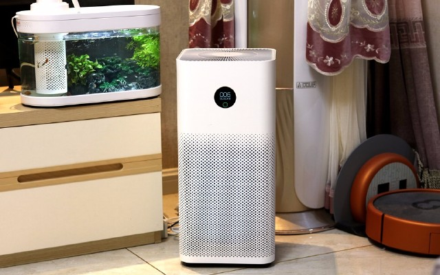 小米米家空氣凈化器3,實測兩根煙的凈化時間,老百姓也買得起