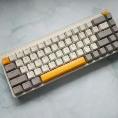 高性能兼顧辦公與游戲,米物ART三模機械鍵盤68鍵體驗