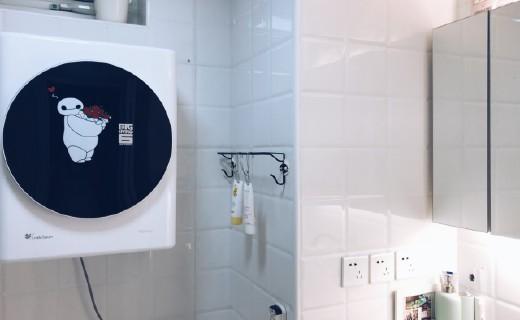 準媽媽安利:一臺不用彎腰的,能高溫殺菌的母嬰洗衣機!