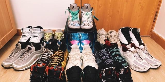 鞋控患者的炫耀空间,传?#23548;?#38480;量潮鞋都这里——shoekong功能鞋盒