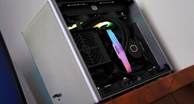 體驗極致塞滿的痛感,喬思伯 A4 ITX,Z490i平臺裝機