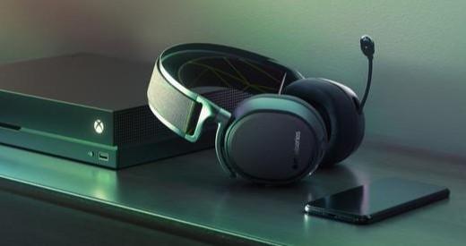 「新东西」XBox专属!赛睿推出 Arctis 9X 无线电竞耳机