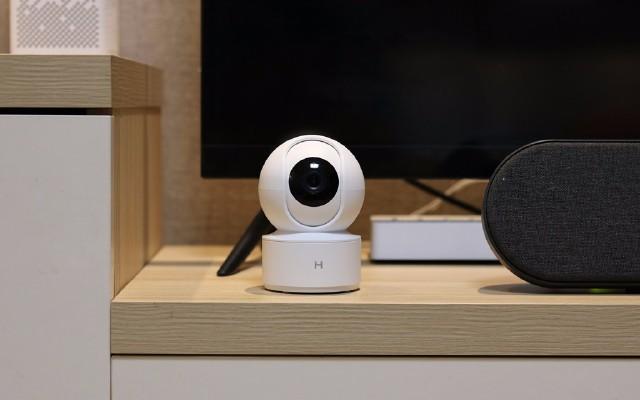 小米生态链企业打造居家安防产品,小白智能摄像机360度监控