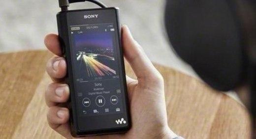 索尼无损音乐播放器:DSEE HX数字增强,4.4mm平衡标准镀金插口