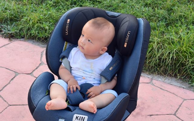 一勞永逸之選,德式安全座椅KIN萬能巴巴體驗報告